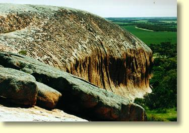 Pildappa - A Rival to Hyden's Wave Rock