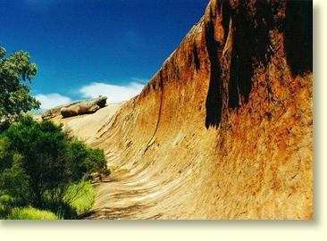 Pildappa Rock Eyre Peninsula Nullarbor Travel Guide