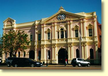 Kalgoorlie - Western Australian Goldfields - Nullarbor